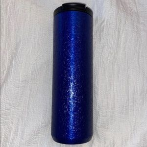 Blue Scale Starbucks Tumbler